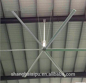 Aipukeji Giant Ceiling Fan 8 9 10 12 14 16 20 24 ft Strong Wind Kapasitas Besar